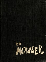 1971 Edition, Wake Forest University - Howler Yearbook (Winston Salem, NC)