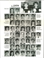 Page 10, 1987 Edition, McLoughlin Middle School - Pedigree Yearbook (Medford, OR) online yearbook collection