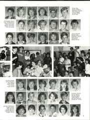 Page 13, 1987 Edition, McLoughlin Middle School - Pedigree Yearbook (Medford, OR) online yearbook collection