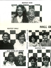 Page 16, 1987 Edition, McLoughlin Middle School - Pedigree Yearbook (Medford, OR) online yearbook collection