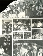 Page 6, 1987 Edition, McLoughlin Middle School - Pedigree Yearbook (Medford, OR) online yearbook collection