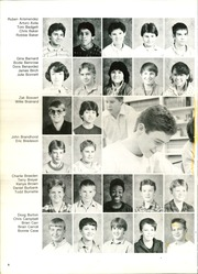 Page 12, 1987 Edition, Talmadge Middle School - Yearbook (Independence, OR) online yearbook collection