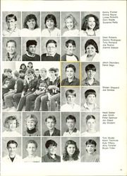 Page 17, 1987 Edition, Talmadge Middle School - Yearbook (Independence, OR) online yearbook collection