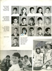 Page 18, 1987 Edition, Talmadge Middle School - Yearbook (Independence, OR) online yearbook collection
