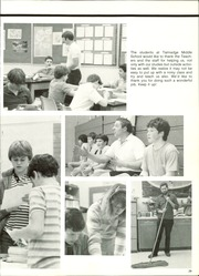Page 33, 1987 Edition, Talmadge Middle School - Yearbook (Independence, OR) online yearbook collection
