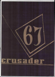 Page 1, 1967 Edition, Northwest Christian University - Crusader Yearbook (Eugene, OR) online yearbook collection