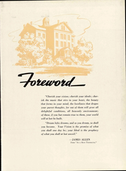 Page 9, 1939 Edition, Willamette University - Wallulah Yearbook (Salem, OR) online yearbook collection