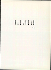 Page 7, 1959 Edition, Willamette University - Wallulah Yearbook (Salem, OR) online yearbook collection