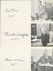 Page 15, 1949 Edition, Lewis and Clark College - Voyageur Yearbook (Portland, OR) online yearbook collection