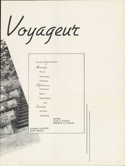 Page 7, 1949 Edition, Lewis and Clark College - Voyageur Yearbook (Portland, OR) online yearbook collection