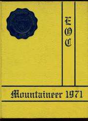 Page 1, 1971 Edition, Eastern Oregon University - Mountaineer Yearbook (La Grande, OR) online yearbook collection