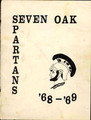 Page 1, 1969 Edition, Seven Oak Middle School - Spartans Yearbook (Lebanon, OR) online yearbook collection