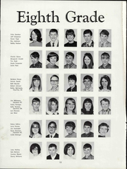 Page 12, 1969 Edition, Seven Oak Middle School - Spartans Yearbook (Lebanon, OR) online yearbook collection