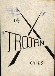 1965 Edition, Twality Middle School - Trojan Yearbook (Tigard, OR)