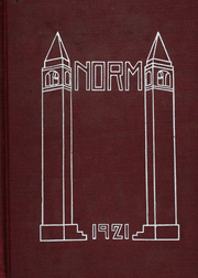 1921 Edition, Western Oregon University - Yearbook (Monmouth, OR)