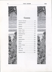 Page 13, 1923 Edition, Western Oregon University - Yearbook (Monmouth, OR) online yearbook collection