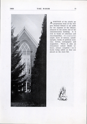 Page 16, 1923 Edition, Western Oregon University - Yearbook (Monmouth, OR) online yearbook collection