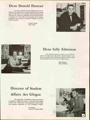 Page 15, 1962 Edition, Western Oregon University - Yearbook (Monmouth, OR) online yearbook collection