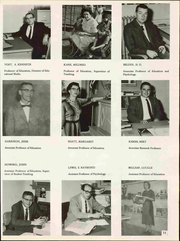 Page 17, 1962 Edition, Western Oregon University - Yearbook (Monmouth, OR) online yearbook collection