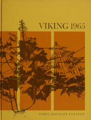 Portland State University - Viking Yearbook (Portland, OR) online yearbook collection, 1965 Edition, Page 1