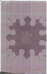 Portland State University - Viking Yearbook (Portland, OR) online yearbook collection, 1968 Edition, Page 1