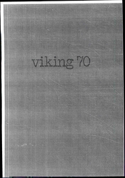 Page 1, 1970 Edition, Portland State University - Viking Yearbook (Portland, OR) online yearbook collection