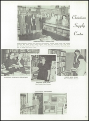 Page 13, 1957 Edition, Multnomah University - Ambassador Yearbook (Portland, OR) online yearbook collection