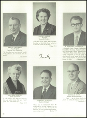 Page 16, 1957 Edition, Multnomah University - Ambassador Yearbook (Portland, OR) online yearbook collection