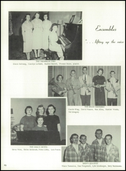 Multnomah University - Ambassador Yearbook (Portland, OR) online yearbook collection, 1957 Edition, Page 76