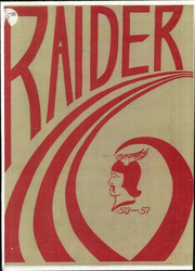 1951 Edition, Southern Oregon University - Raider Yearbook (Ashland, OR)