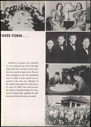 Page 13, 1957 Edition, Warner Pacific College - Beacon Yearbook (Portland, OR) online yearbook collection