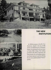 Page 14, 1957 Edition, Warner Pacific College - Beacon Yearbook (Portland, OR) online yearbook collection