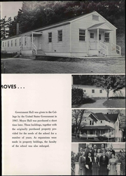 Page 15, 1957 Edition, Warner Pacific College - Beacon Yearbook (Portland, OR) online yearbook collection
