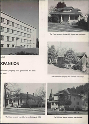Page 17, 1957 Edition, Warner Pacific College - Beacon Yearbook (Portland, OR) online yearbook collection