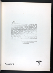 Page 11, 1940 Edition, University of Oregon School of Nursing - Lamp Yearbook (Portland, OR) online yearbook collection