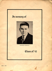 Page 3, 1941 Edition, Central Point High School - Pointer Yearbook (Central Point, OR) online yearbook collection