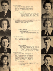 Page 7, 1941 Edition, Central Point High School - Pointer Yearbook (Central Point, OR) online yearbook collection