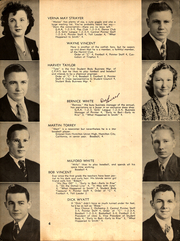 Page 8, 1941 Edition, Central Point High School - Pointer Yearbook (Central Point, OR) online yearbook collection