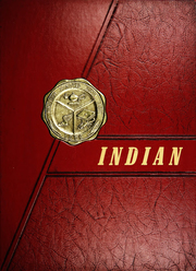 1968 Edition, Anderson High School - Indian Yearbook (Anderson, OR)