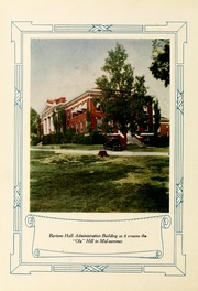 Page 16, 1927 Edition, Union University - Lest We Forget Yearbook (Jackson, TN) online yearbook collection