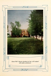 Page 17, 1927 Edition, Union University - Lest We Forget Yearbook (Jackson, TN) online yearbook collection