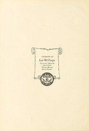 Page 6, 1927 Edition, Union University - Lest We Forget Yearbook (Jackson, TN) online yearbook collection