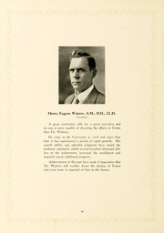 Page 16, 1930 Edition, Union University - Lest We Forget Yearbook (Jackson, TN) online yearbook collection