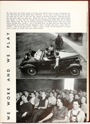 Page 13, 1939 Edition, Union University - Lest We Forget Yearbook (Jackson, TN) online yearbook collection