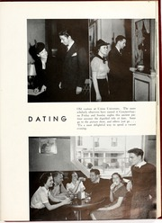 Page 17, 1939 Edition, Union University - Lest We Forget Yearbook (Jackson, TN) online yearbook collection