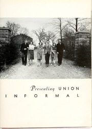 Page 7, 1939 Edition, Union University - Lest We Forget Yearbook (Jackson, TN) online yearbook collection