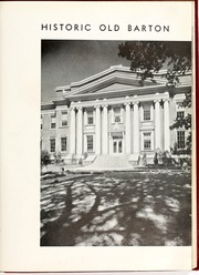 Page 9, 1939 Edition, Union University - Lest We Forget Yearbook (Jackson, TN) online yearbook collection