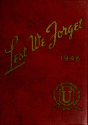 1946 Edition, Union University - Lest We Forget Yearbook (Jackson, TN)