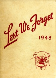 1948 Edition, Union University - Lest We Forget Yearbook (Jackson, TN)