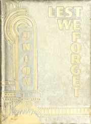 1952 Edition, Union University - Lest We Forget Yearbook (Jackson, TN)